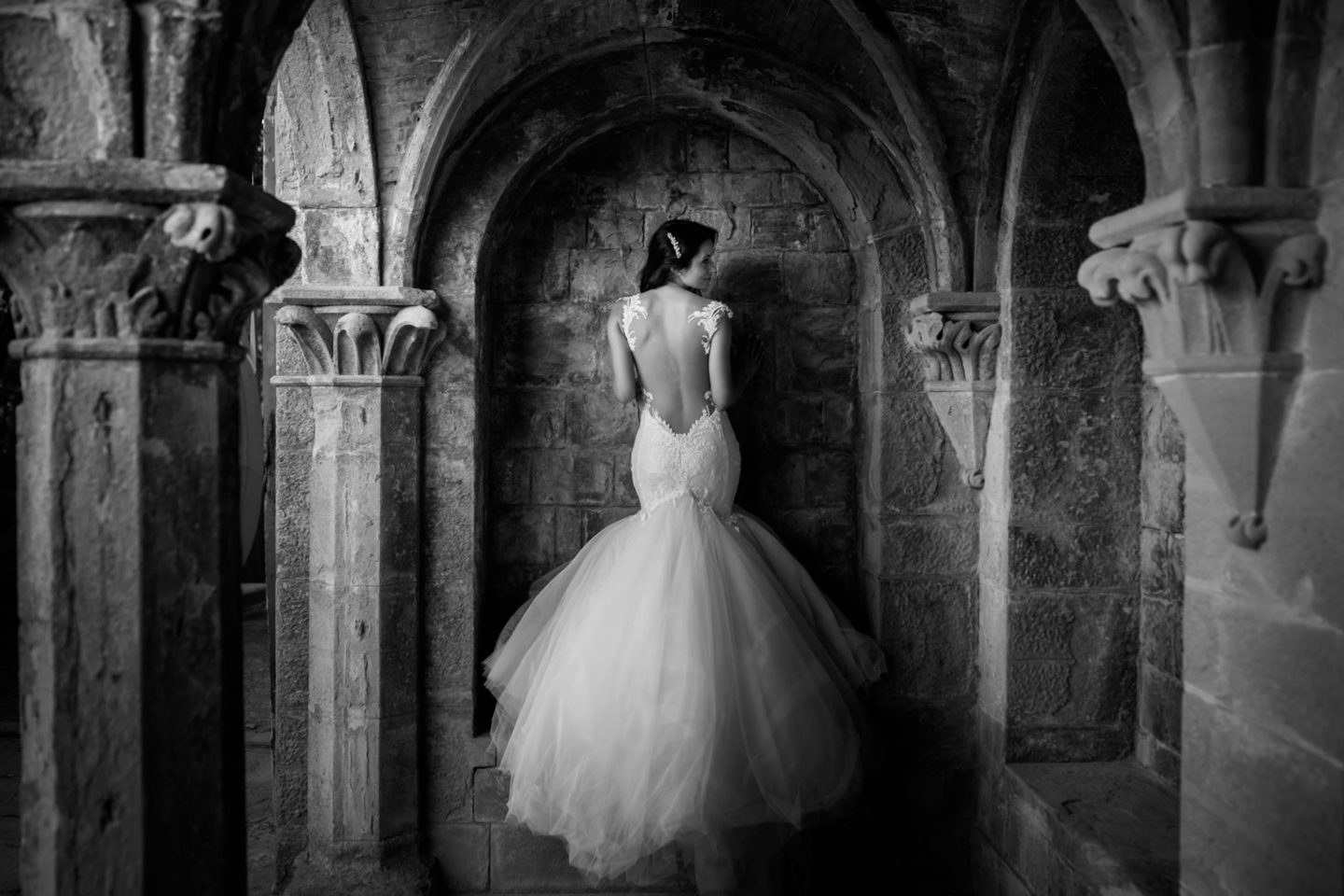 Back :: Crazy wedding at Vincigliata Castle and Villa San Michele :: Luxury wedding photography - 30 :: Back