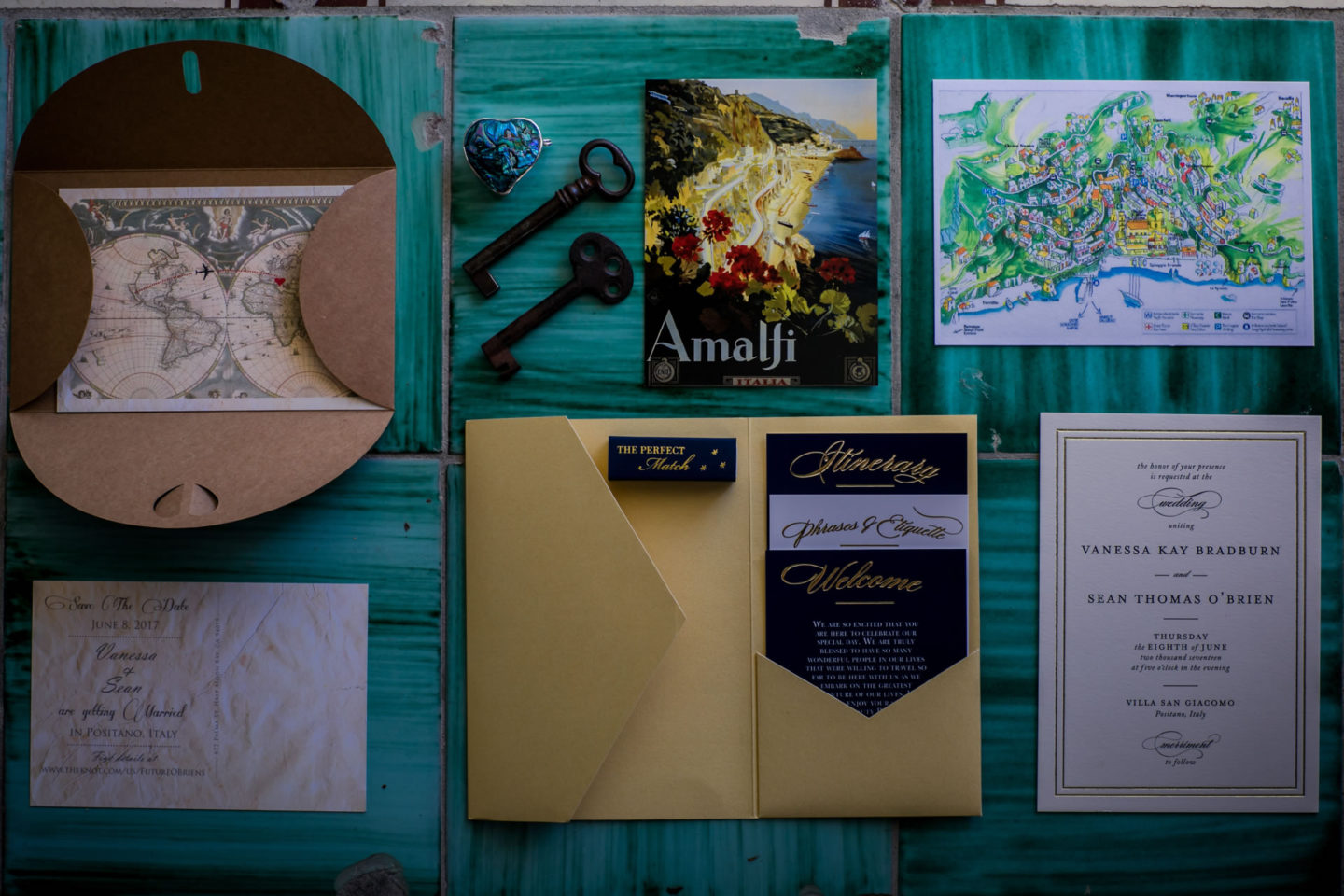 Blue :: Wedding in Positano. Sea and love :: Wedding photographer based in Florence Tuscany Italy :: photo-0 :: Blue