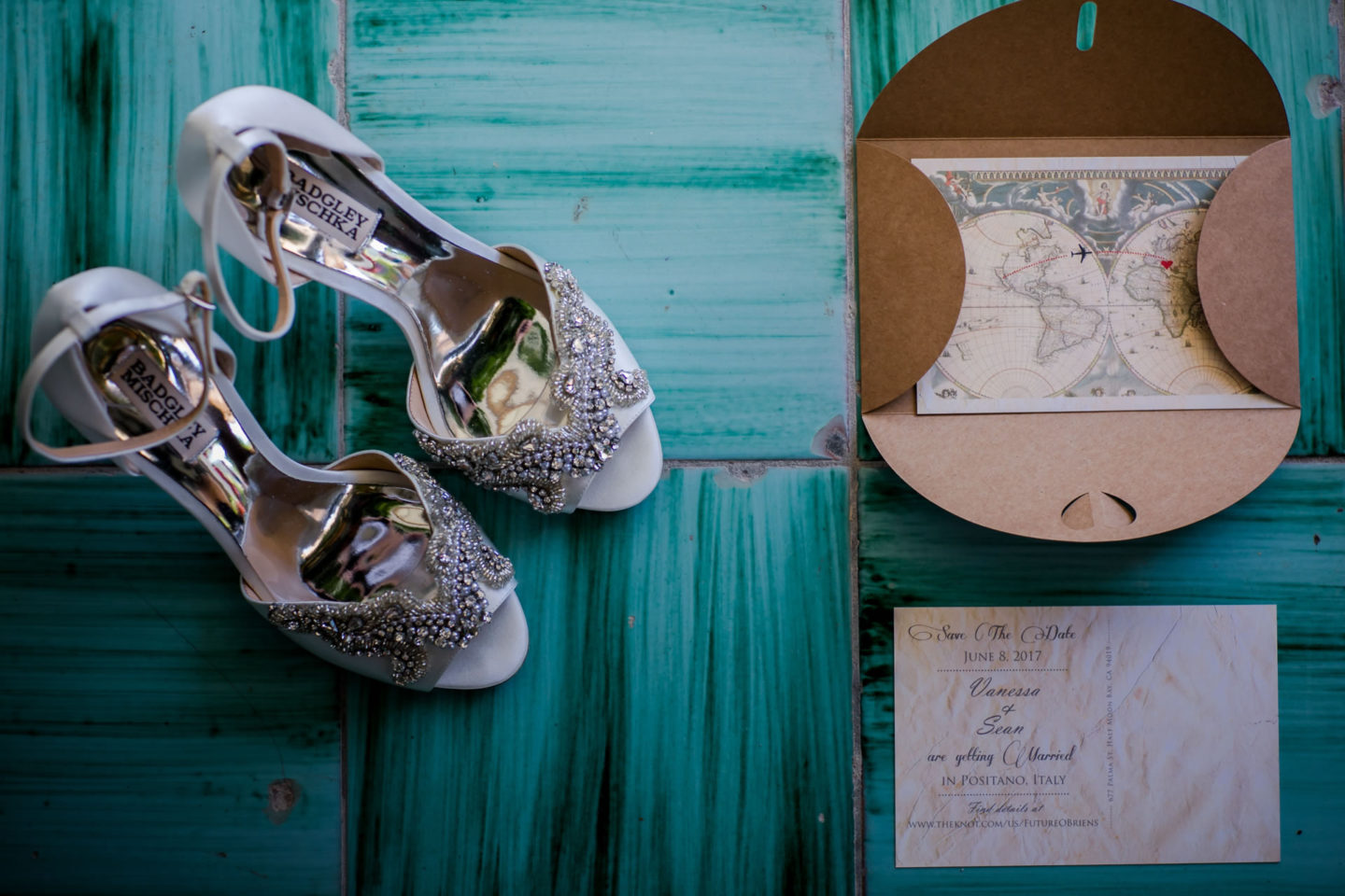 Shoes - 2 :: Wedding in Positano. Sea and love :: Luxury wedding photography - 1 :: Shoes - 2