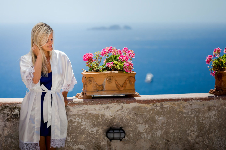 Sea :: Wedding in Positano. Sea and love :: Luxury wedding photography - 3 :: Sea
