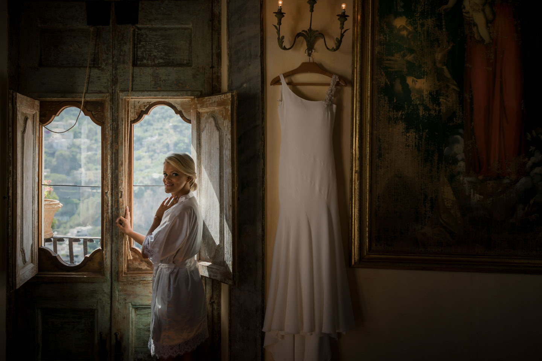 Hope :: Wedding in Positano. Sea and love :: Luxury wedding photography - 6 :: Hope