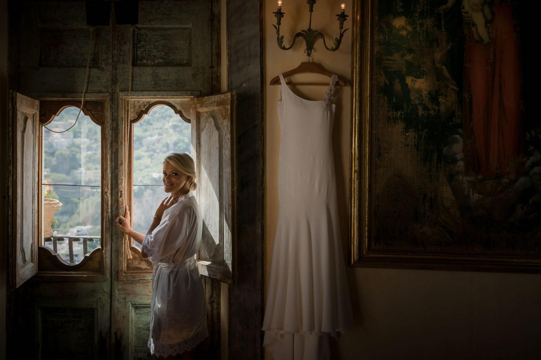 Hope :: Wedding in Positano. Sea and love :: Wedding photographer based in Florence Tuscany Italy :: photo-6 :: Hope