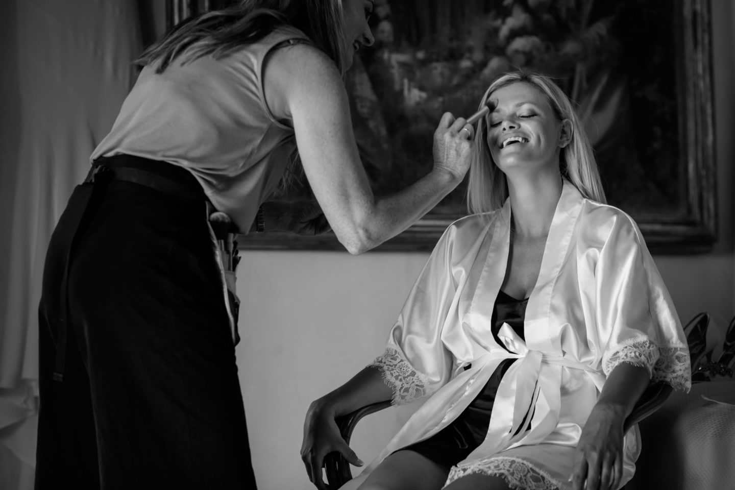 Make Up :: Wedding in Positano. Sea and love :: Wedding photographer based in Florence Tuscany Italy :: photo-8 :: Make Up