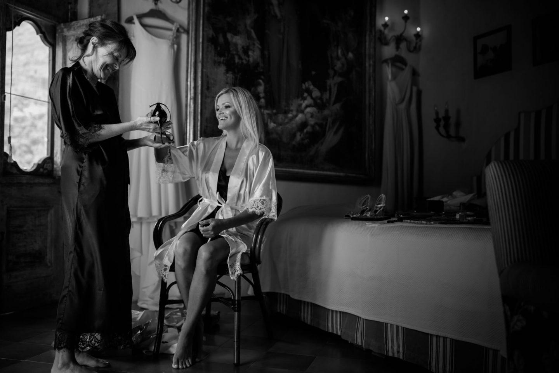 Mother :: Wedding in Positano. Sea and love :: Luxury wedding photography - 10 :: Mother