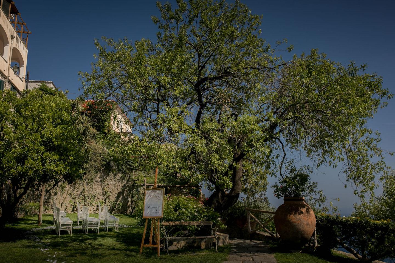 Green :: Wedding in Positano. Sea and love :: Luxury wedding photography - 19 :: Green