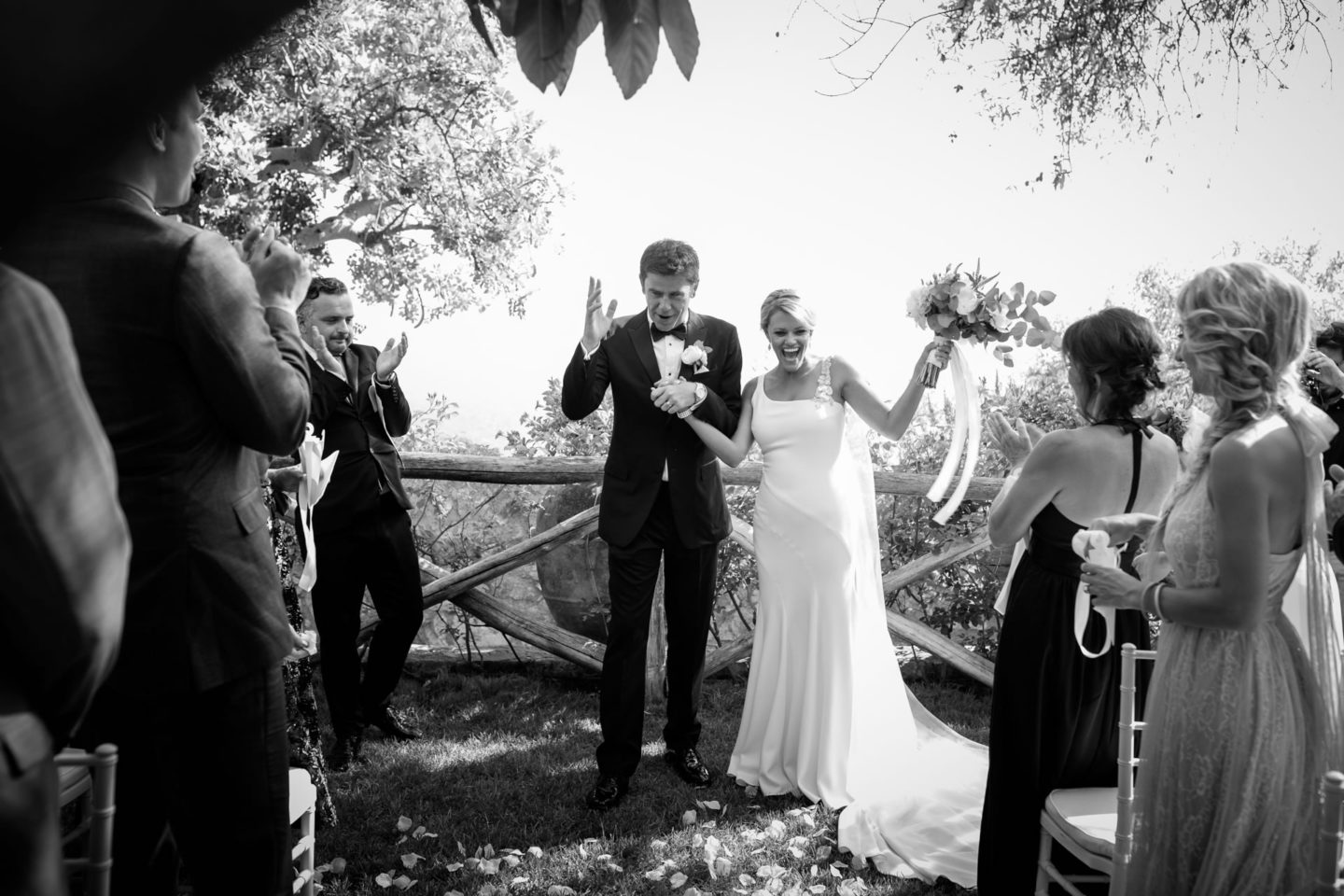 Best Wishes :: Wedding in Positano. Sea and love :: Luxury wedding photography - 27 :: Best Wishes