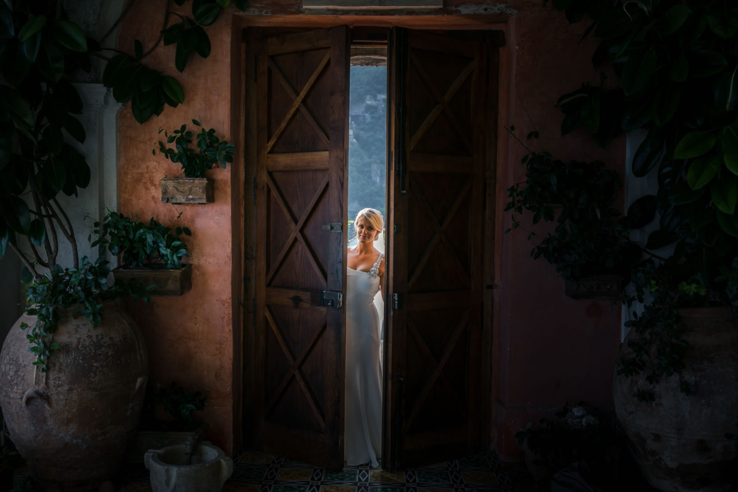 Pretty :: Wedding in Positano. Sea and love :: Wedding photographer based in Florence Tuscany Italy :: photo-29 :: Pretty