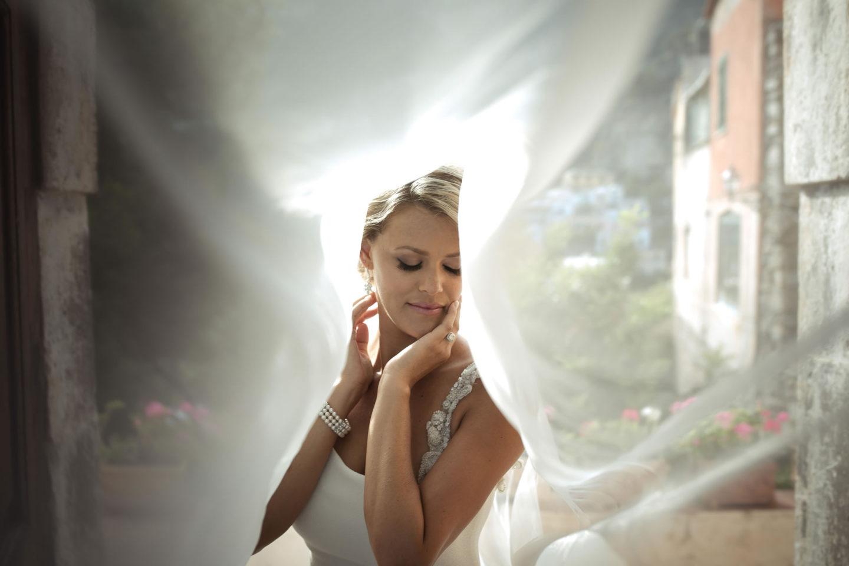 Magic :: Wedding in Positano. Sea and love :: Luxury wedding photography - 30 :: Magic