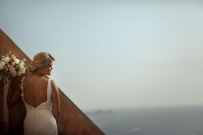 Sky :: Wedding in Positano. Sea and love :: Luxury wedding photography - 32 :: Sky