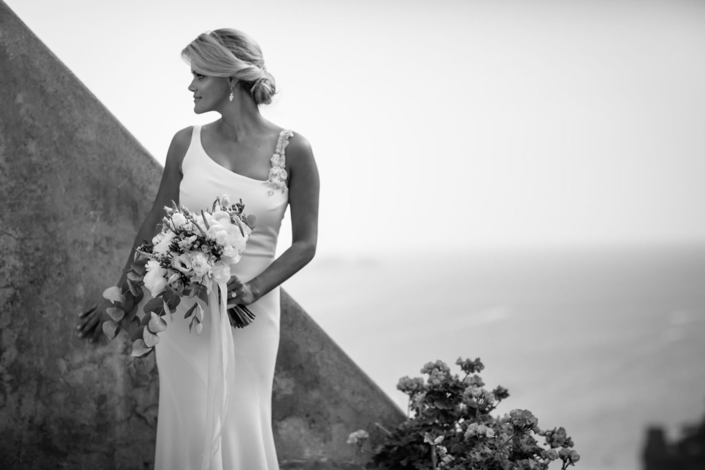 Flowers :: Wedding in Positano. Sea and love :: Wedding photographer based in Florence Tuscany Italy :: photo-33 :: Flowers