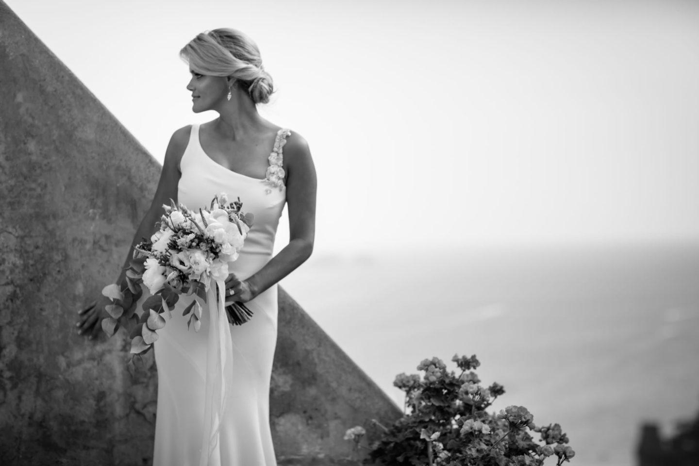 Flowers :: Wedding in Positano. Sea and love :: Luxury wedding photography - 33 :: Flowers