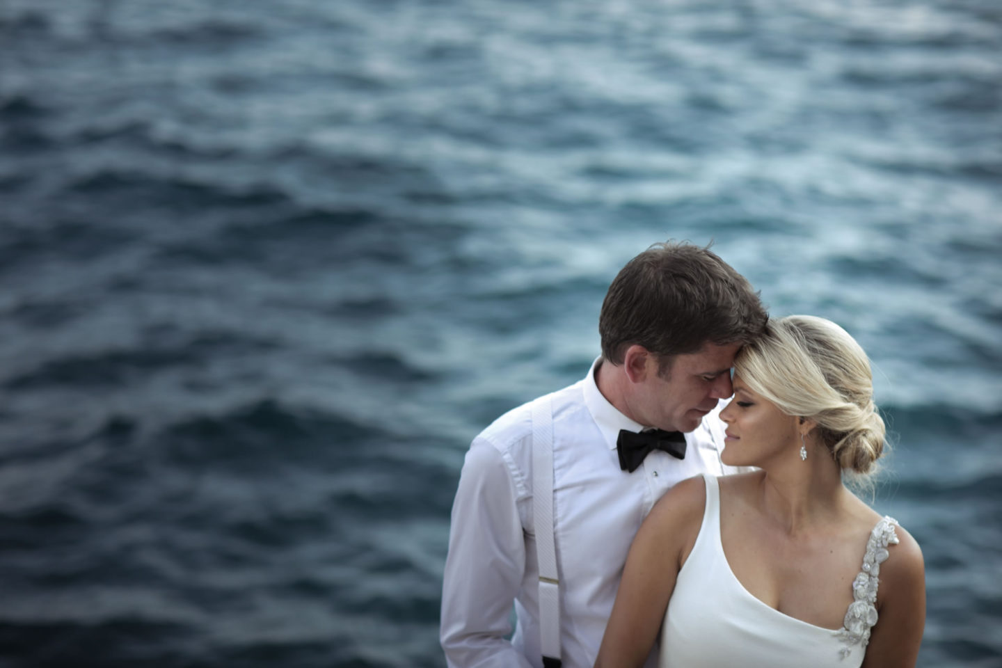 Waves :: Wedding in Positano. Sea and love :: Wedding photographer based in Florence Tuscany Italy :: photo-39 :: Waves