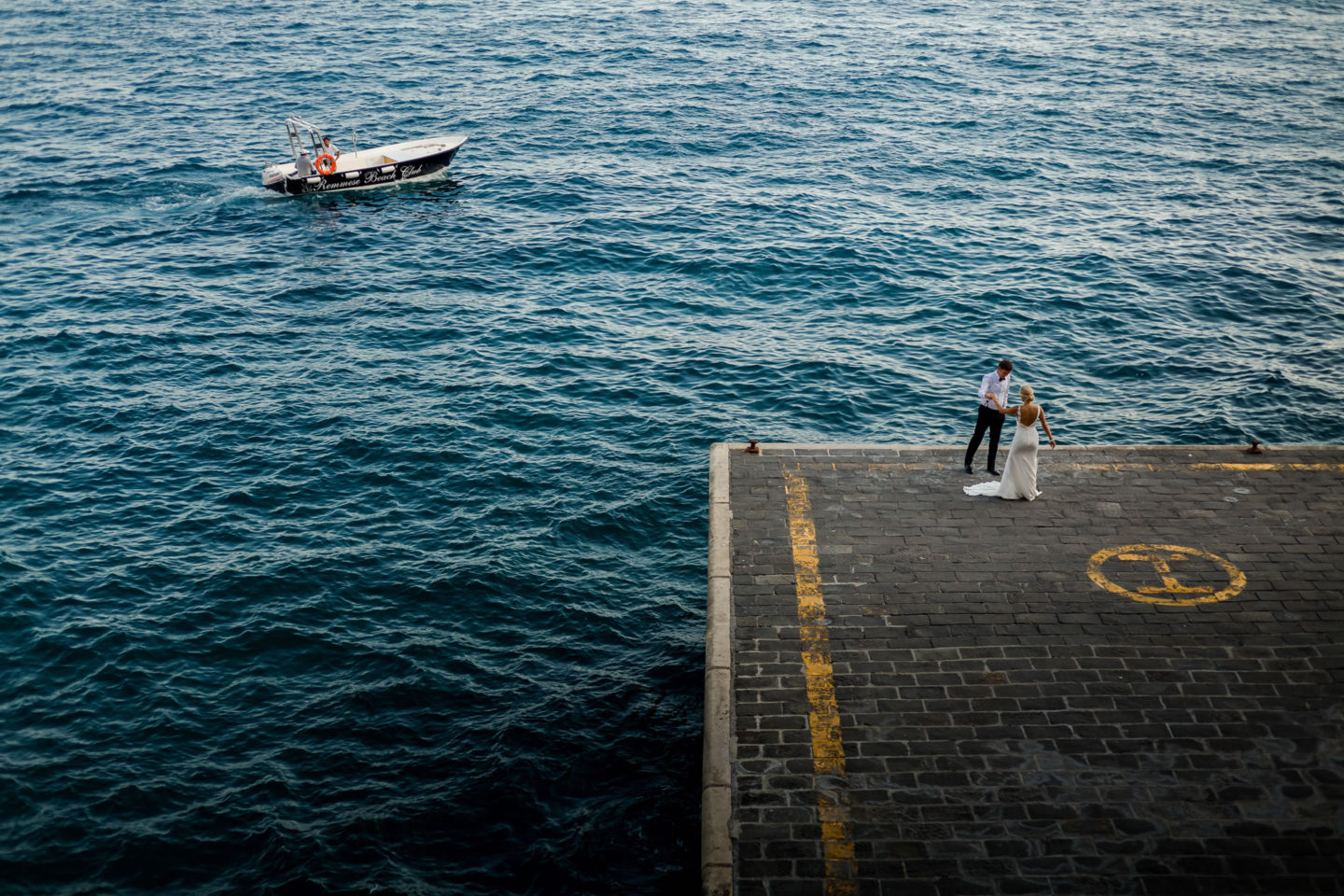 View :: Wedding in Positano. Sea and love :: Luxury wedding photography - 42 :: View