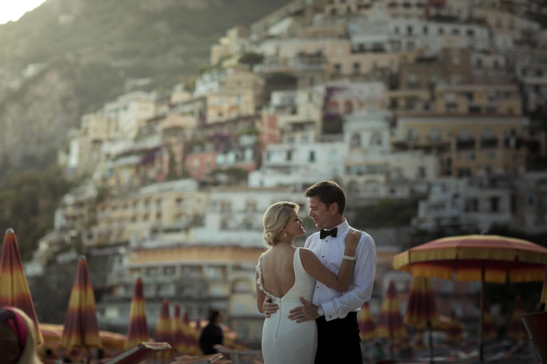Beach :: Wedding in Positano. Sea and love :: Luxury wedding photography - 46 :: Beach