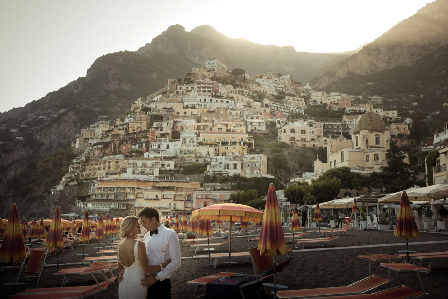 View :: Wedding in Positano. Sea and love :: Luxury wedding photography - 47 :: View