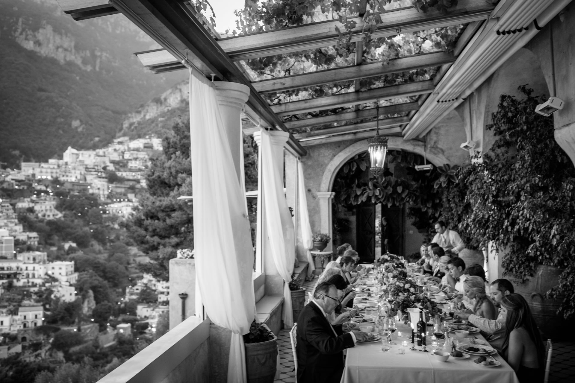 Invited - 57 :: Wedding in Positano. Sea and love :: Luxury wedding photography - 56 :: Invited - 57