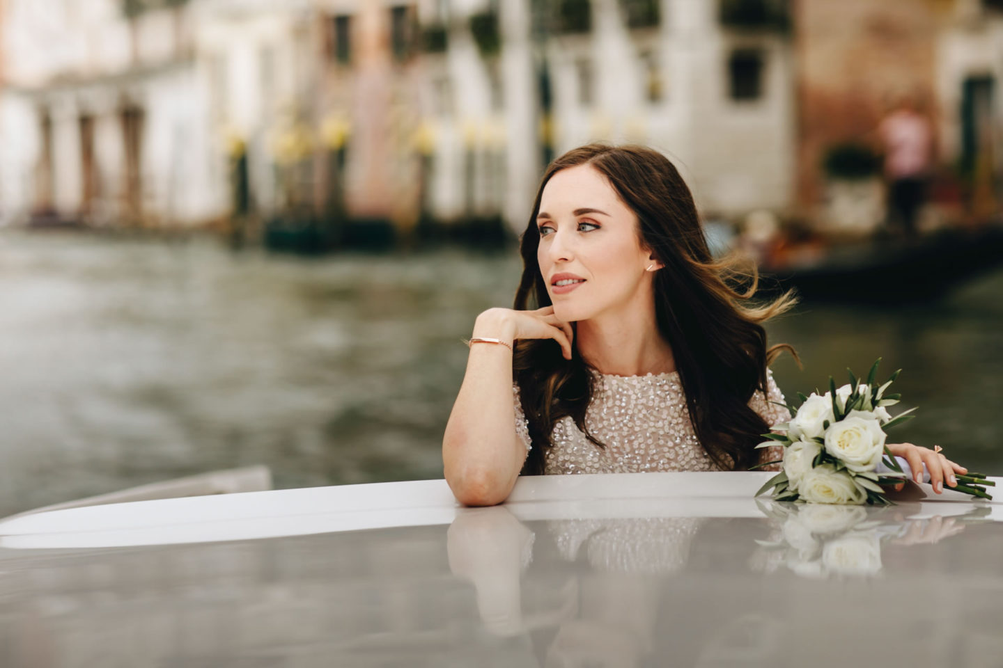 Romantic elopement in Venice :: Luxury wedding photography - 7