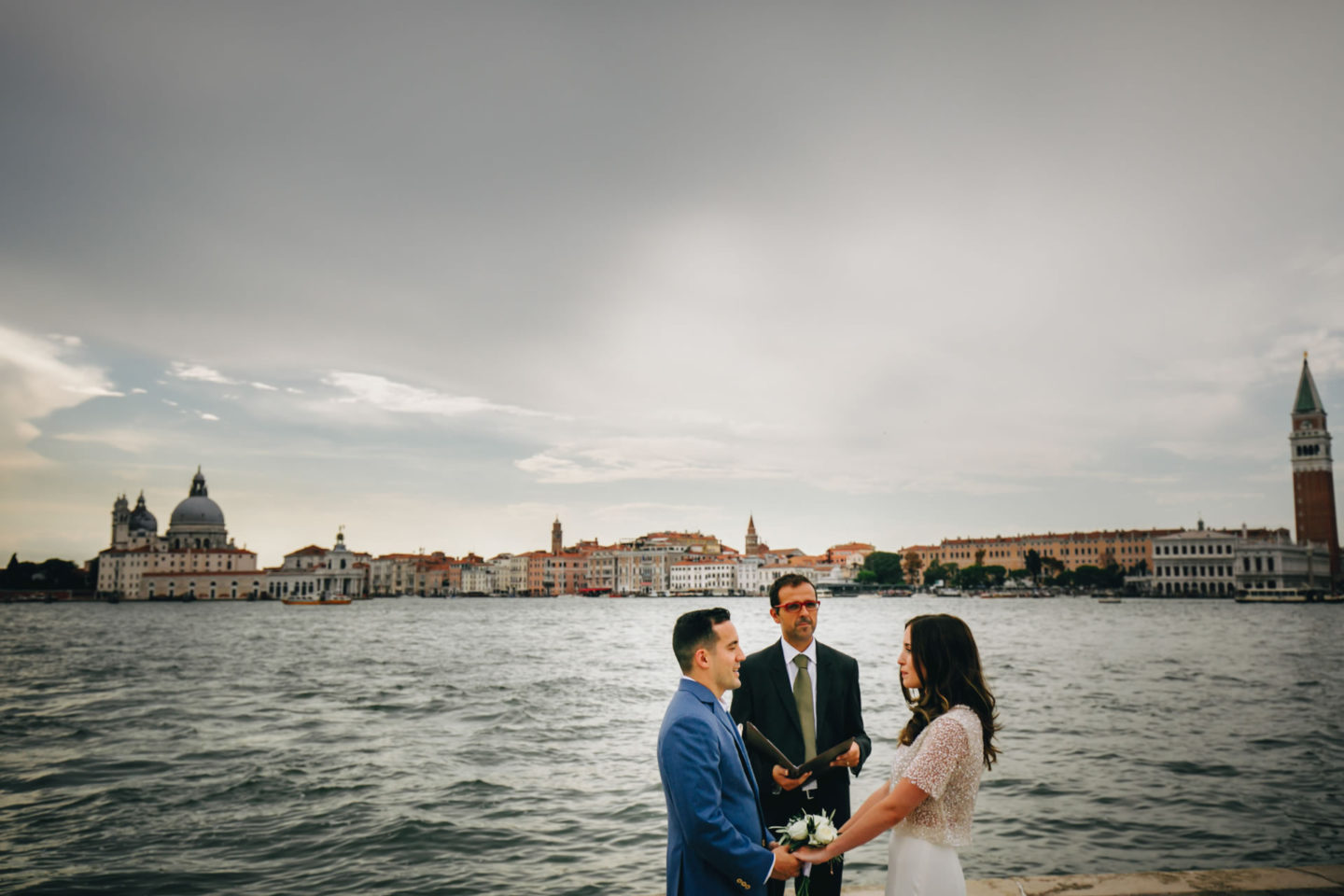 Romantic elopement in Venice :: Luxury wedding photography - 11