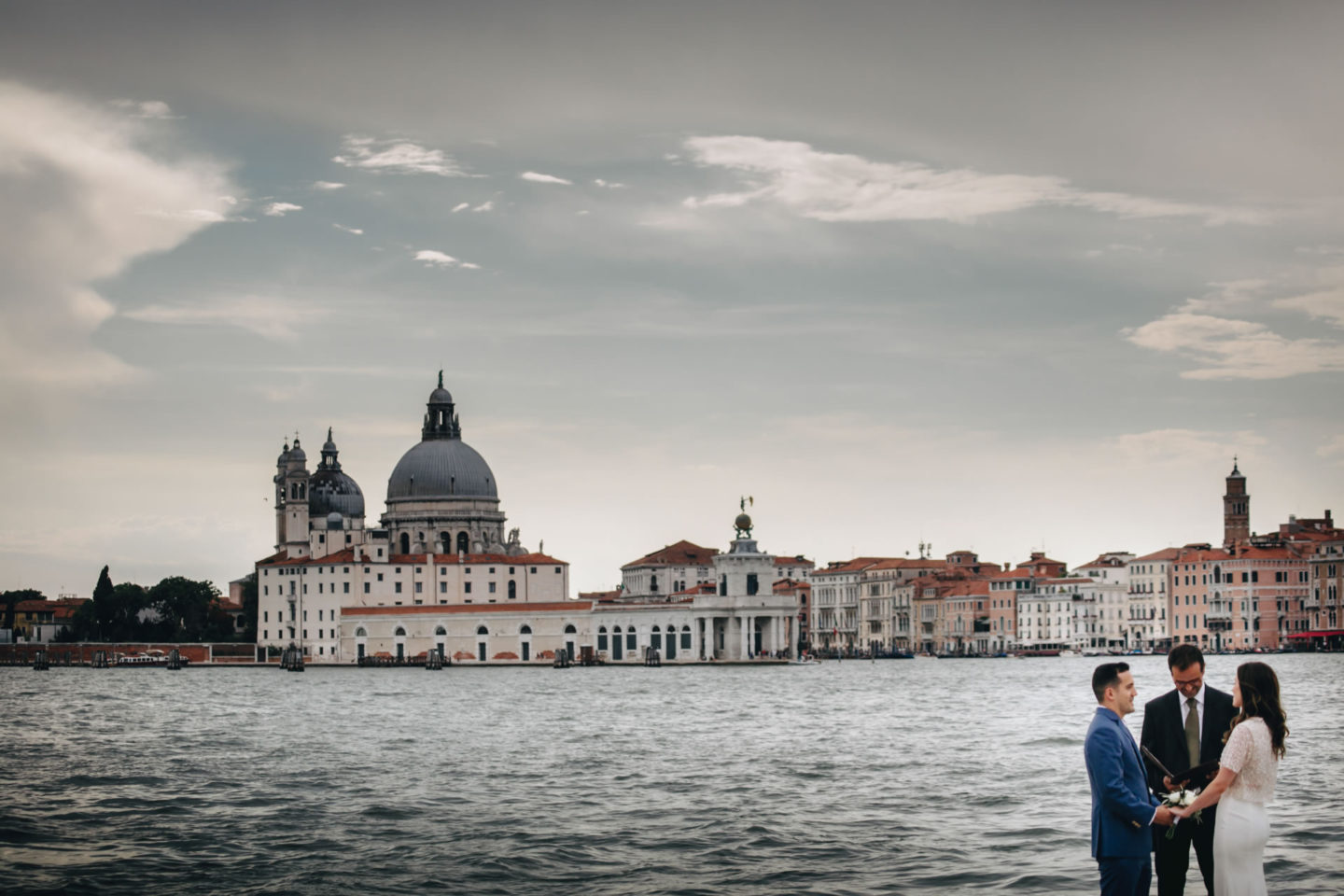 Romantic elopement in Venice :: Luxury wedding photography - 12