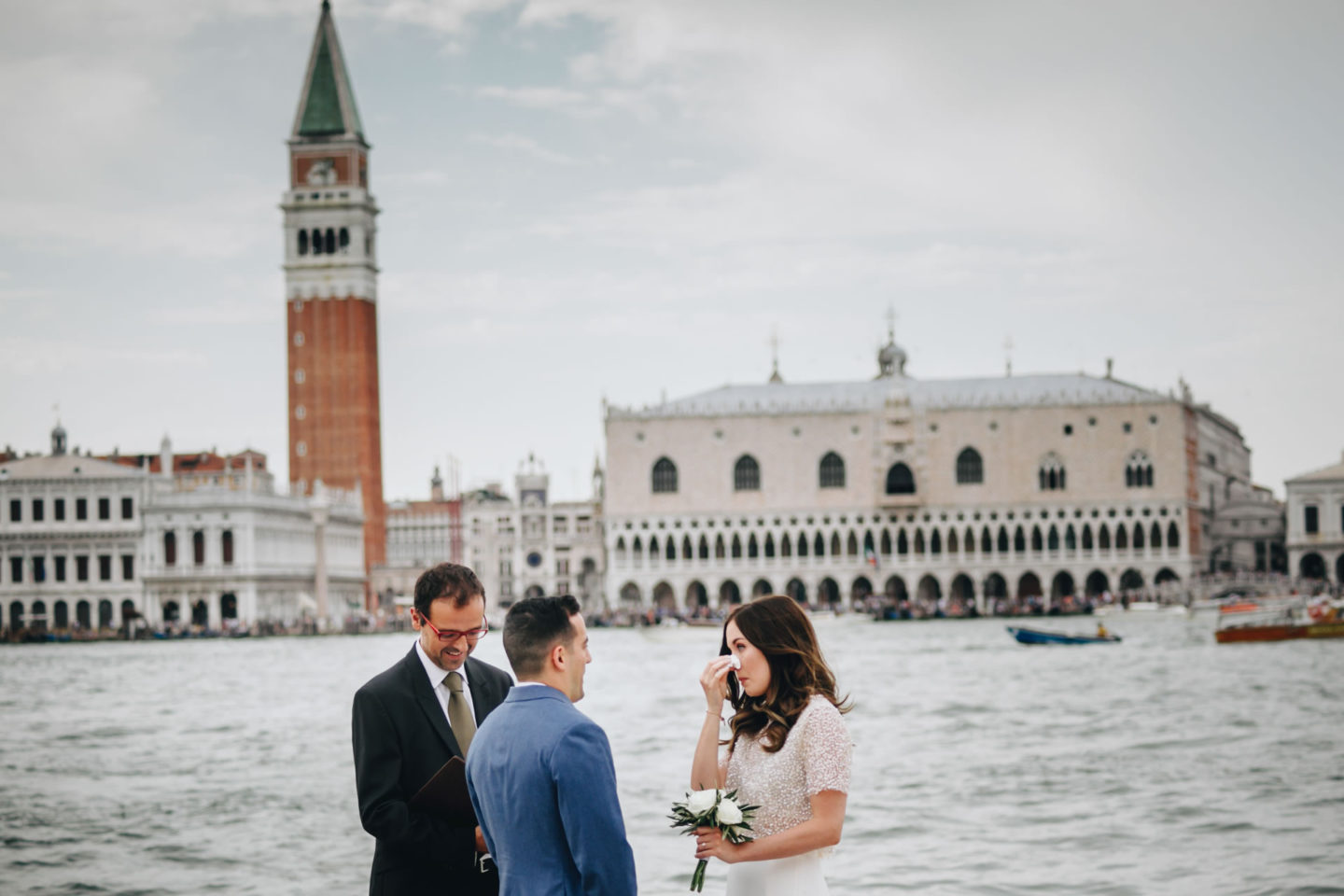 Romantic elopement in Venice :: Luxury wedding photography - 13