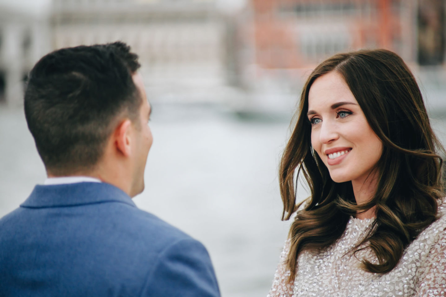 Romantic elopement in Venice :: Luxury wedding photography - 14