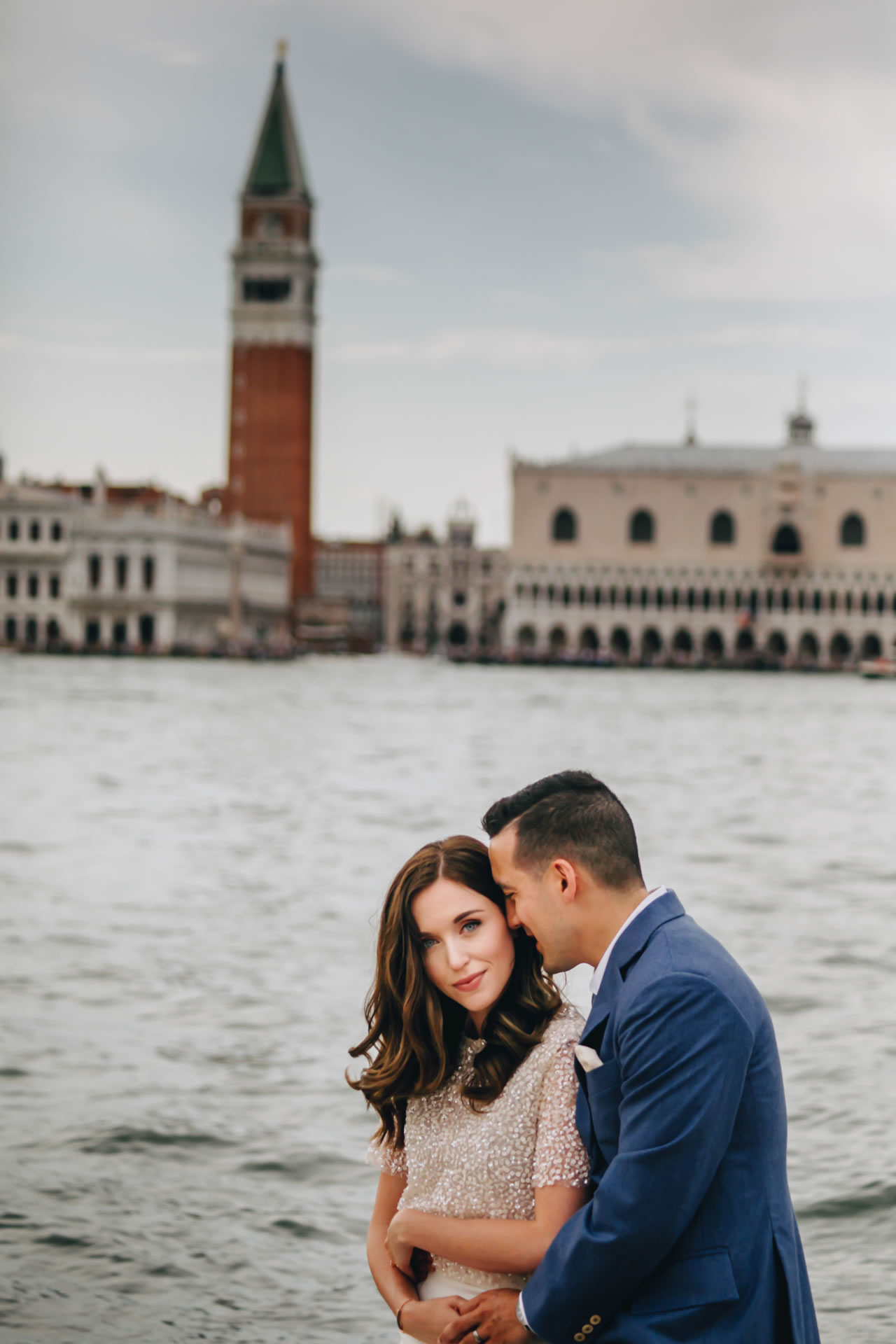 Romantic elopement in Venice :: Luxury wedding photography - 20
