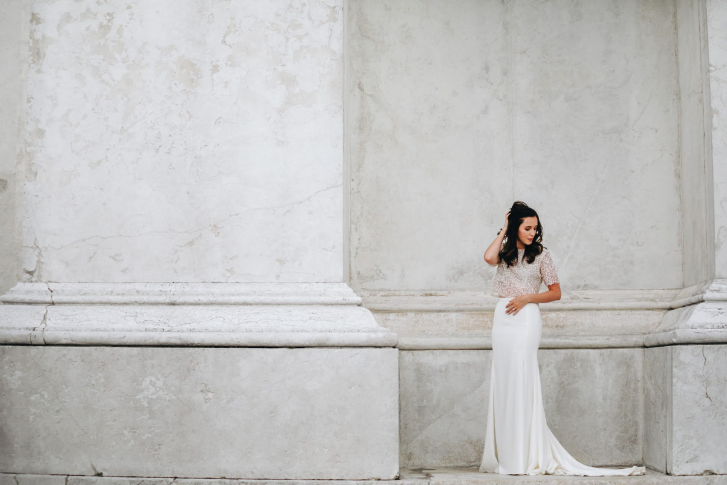 Romantic elopement in Venice :: Luxury wedding photography - 22