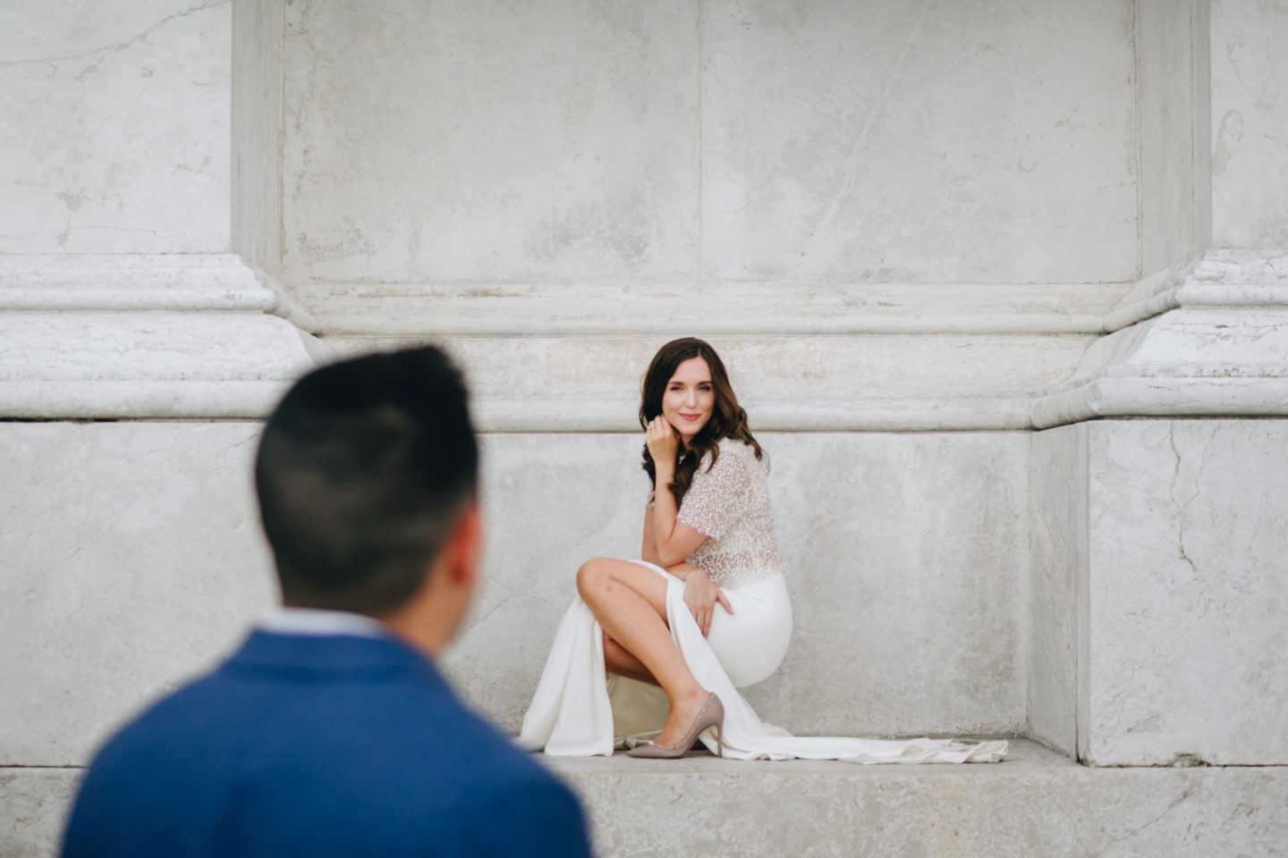 Romantic elopement in Venice :: Luxury wedding photography - 25