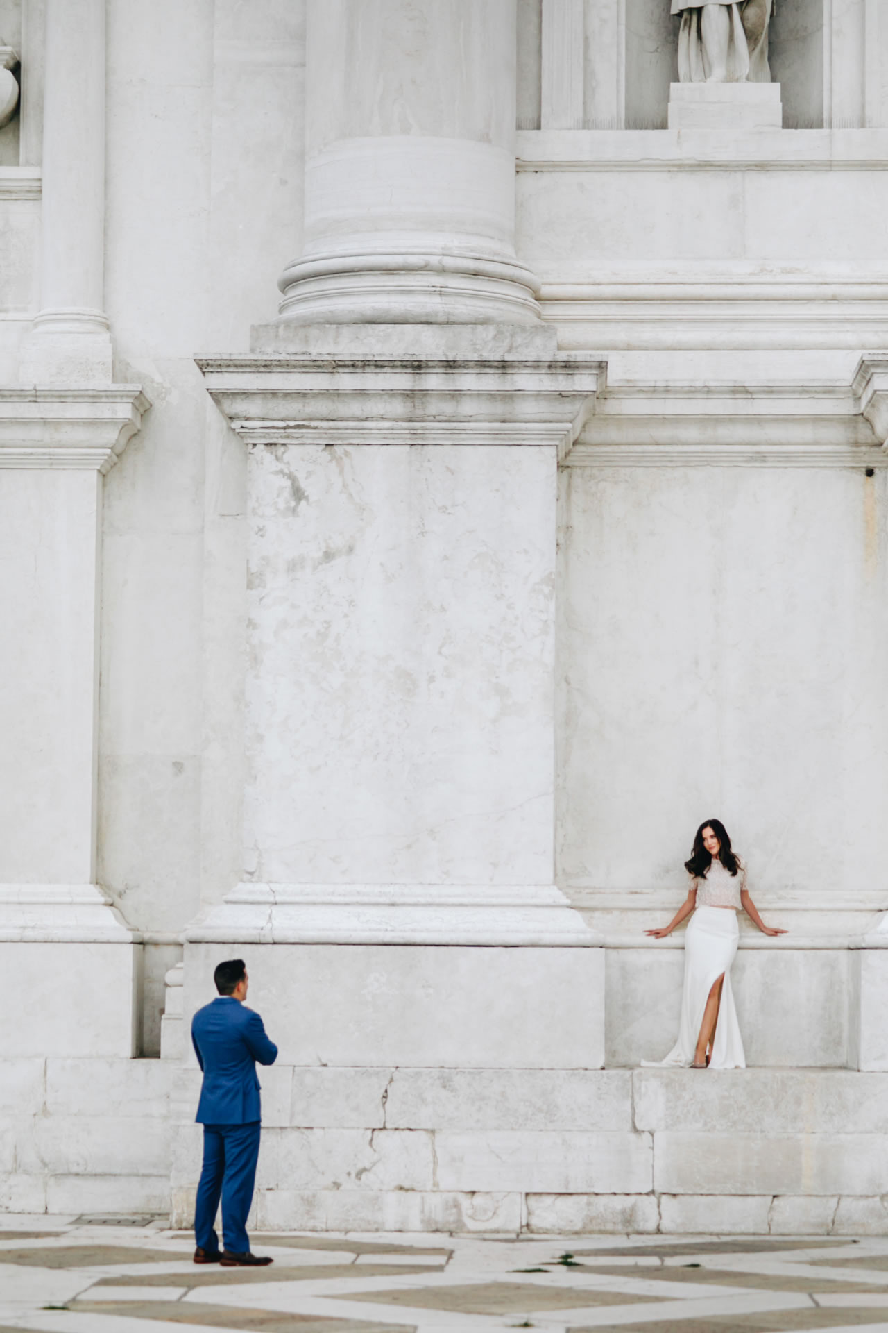 Romantic elopement in Venice :: Luxury wedding photography - 29