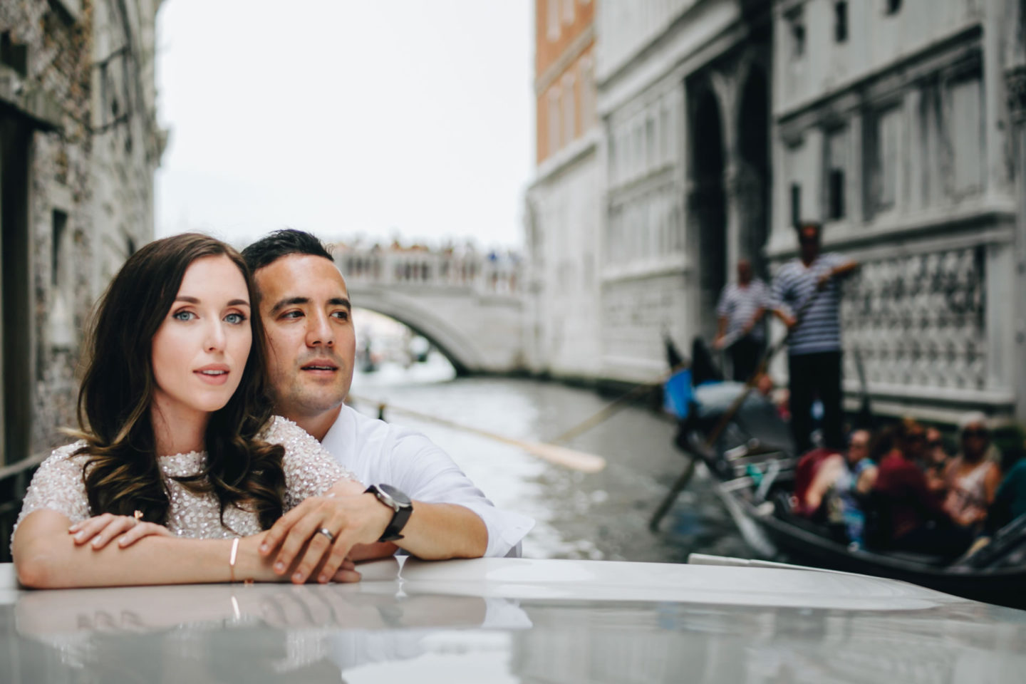 Romantic elopement in Venice :: Luxury wedding photography - 33