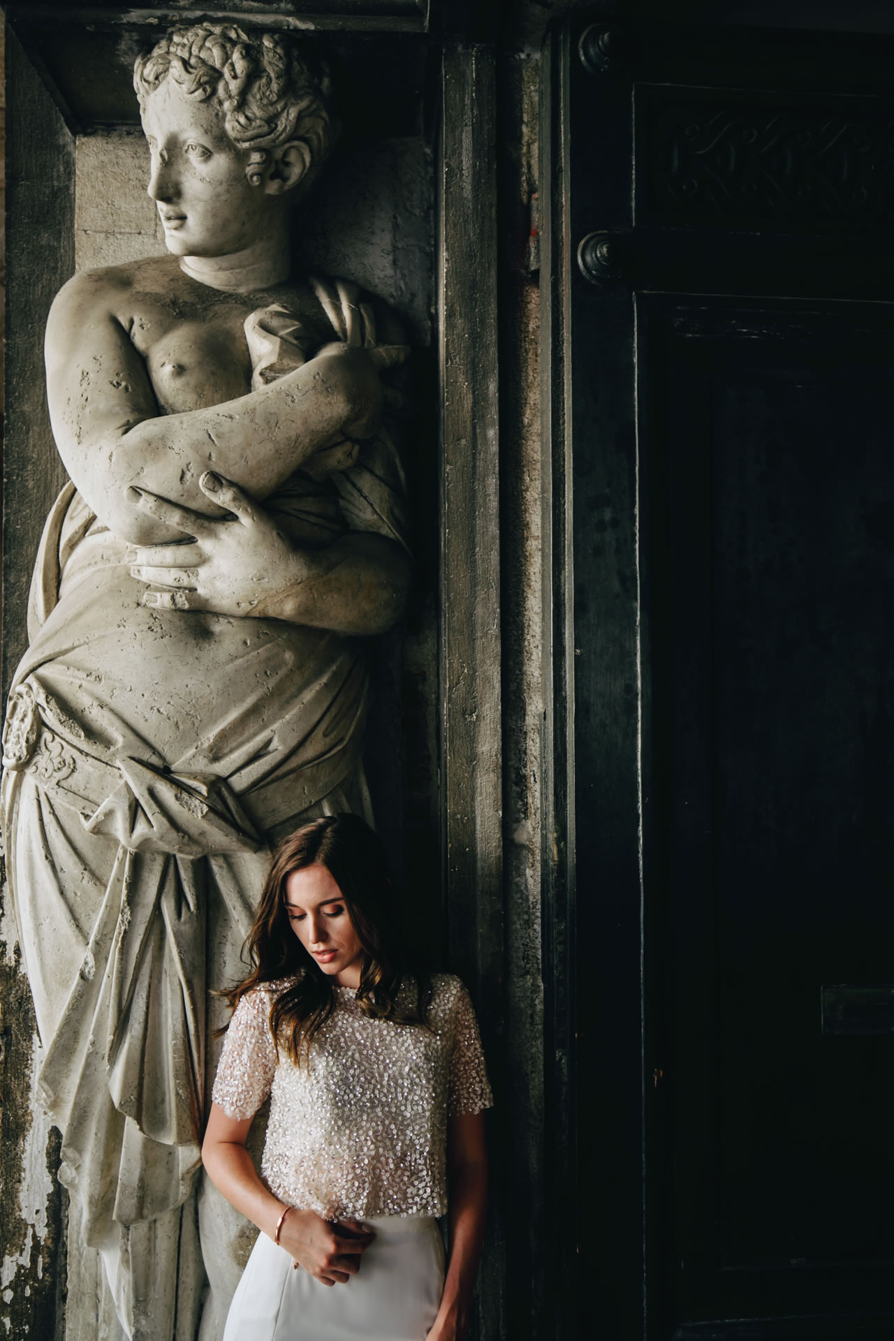 Romantic elopement in Venice :: Luxury wedding photography - 45