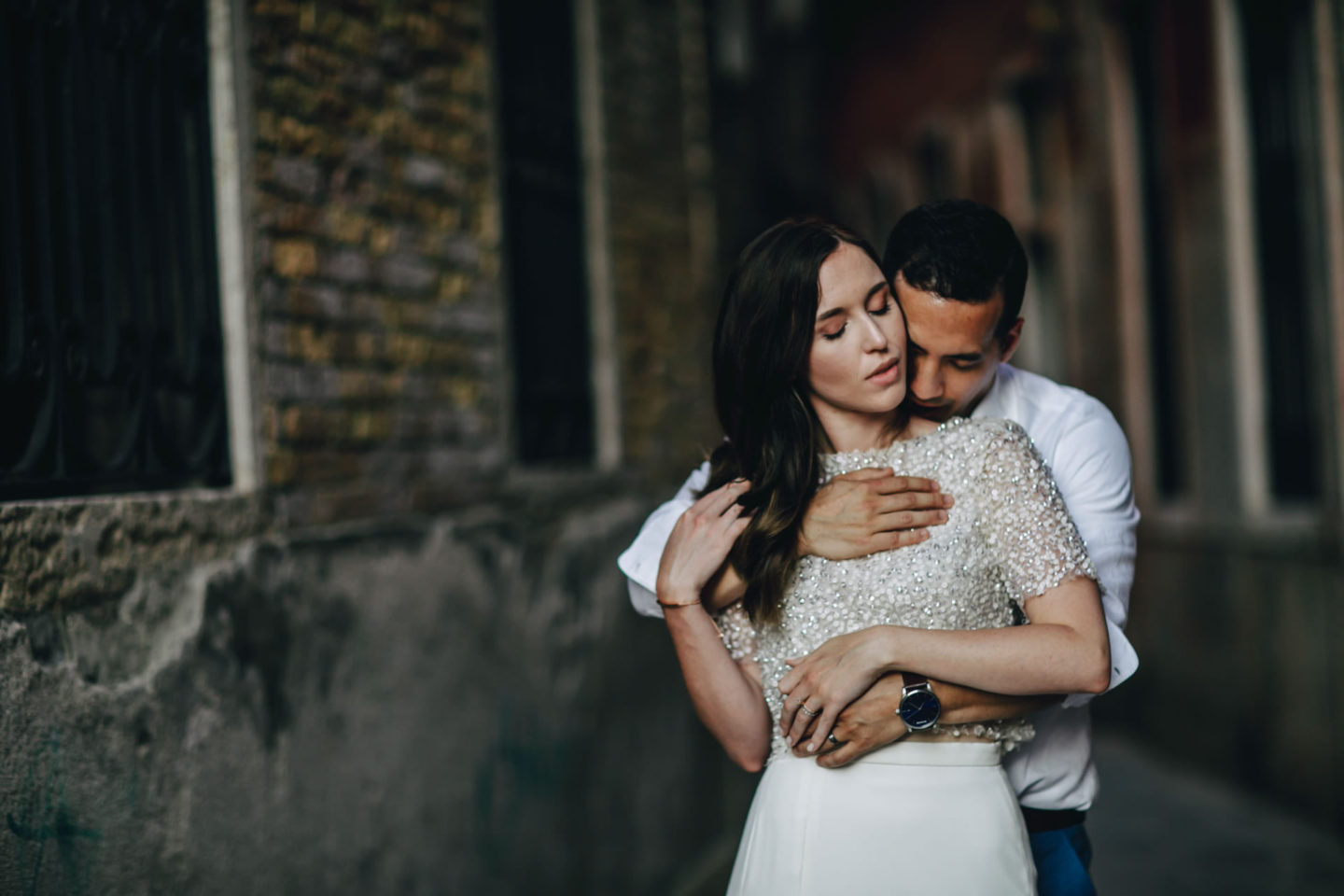 Romantic elopement in Venice :: Luxury wedding photography - 50