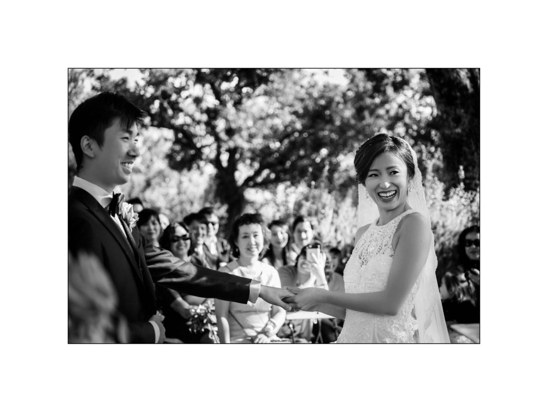 Black and white wedding_ Castello di Meleto :: Photo - 21