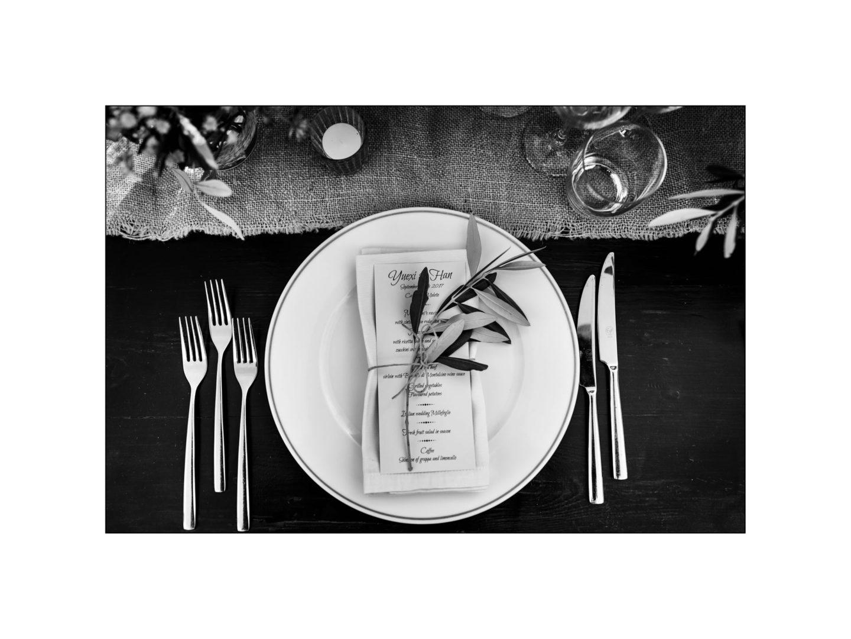 Black and white wedding_ Castello di Meleto :: Photo - 30