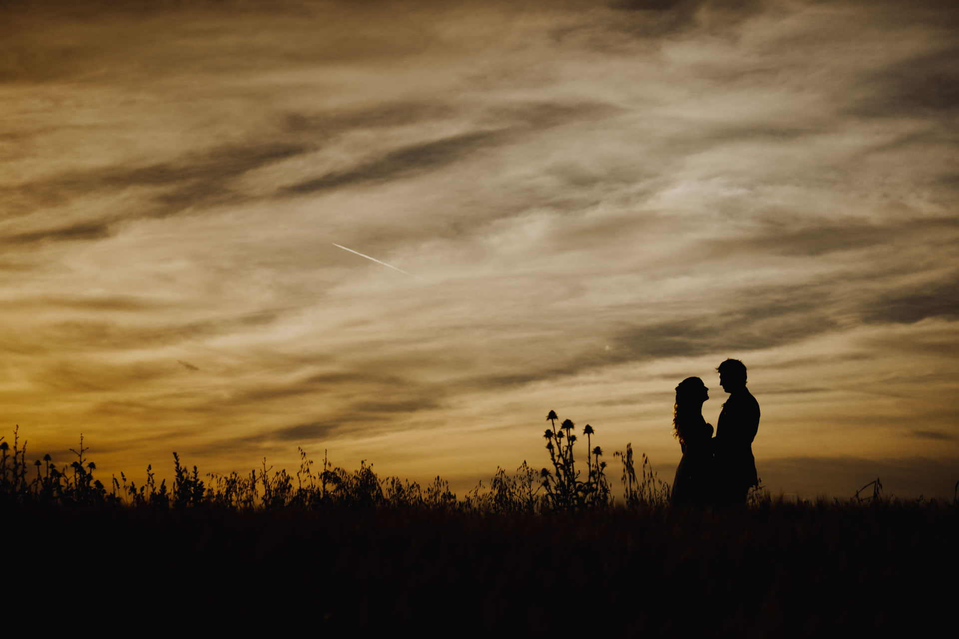 Silhouettes - 38 :: Wedding in Perugia countryside. Jean and Toby :: Luxury wedding photography - 37 :: Silhouettes - 38