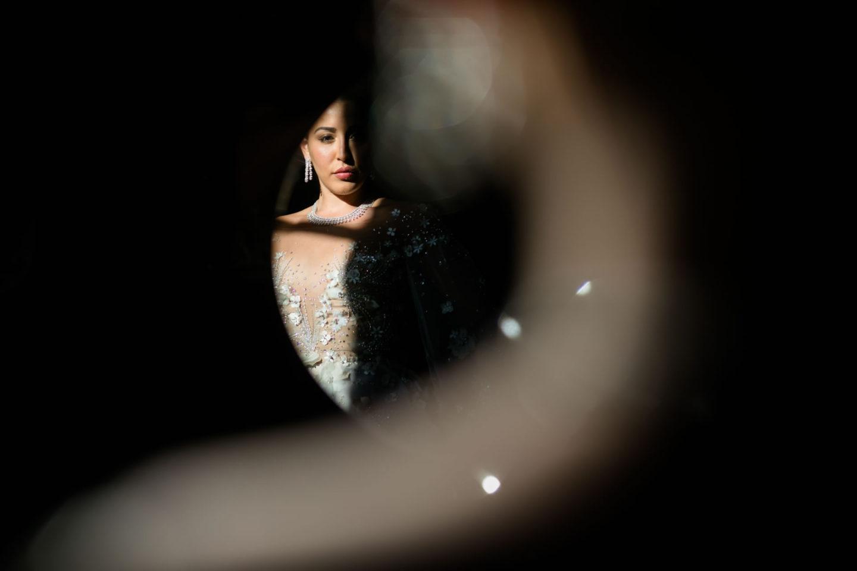 Reflection :: Luxury wedding at Il Borro :: Luxury wedding photography - 4 :: Reflection