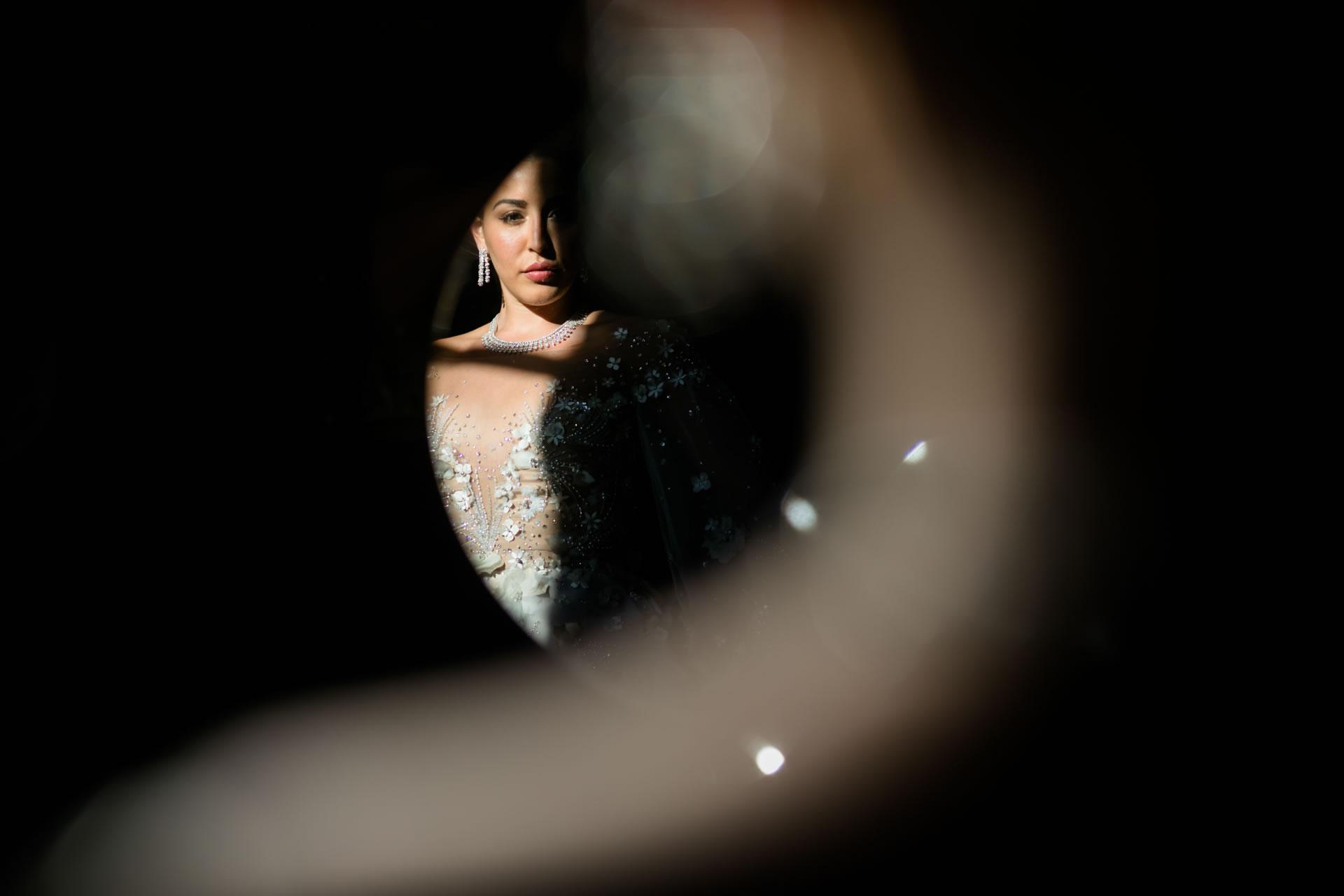 Reflection - 5 :: Luxury wedding at Il Borro :: Luxury wedding photography - 4 :: Reflection - 5