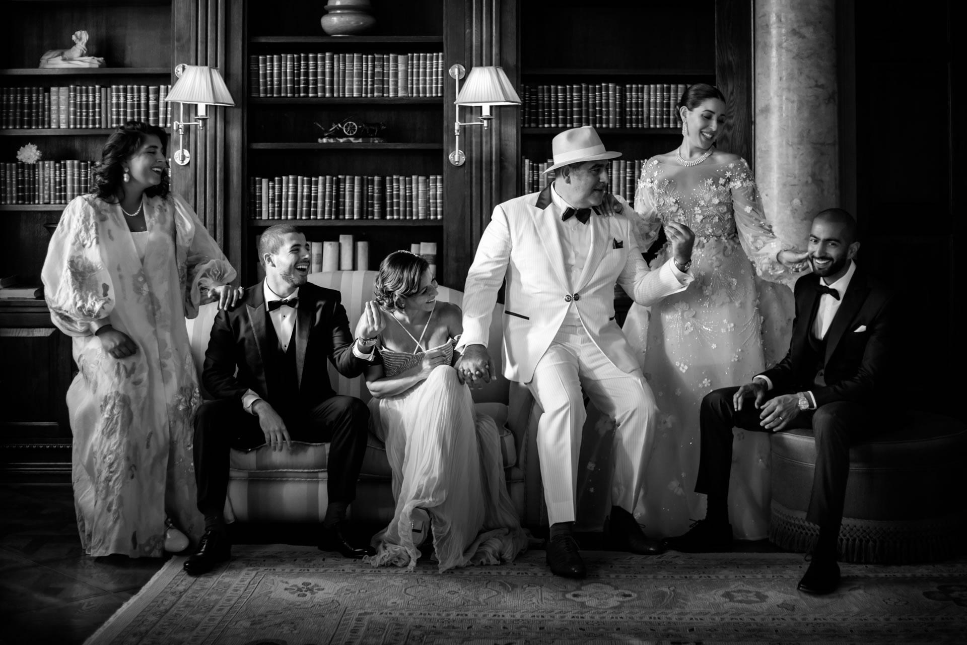 Family - 12 :: Luxury wedding at Il Borro :: Luxury wedding photography - 11 :: Family - 12