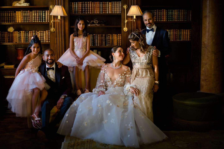 Flowers Girl :: Luxury wedding at Il Borro :: Luxury wedding photography - 13 :: Flowers Girl