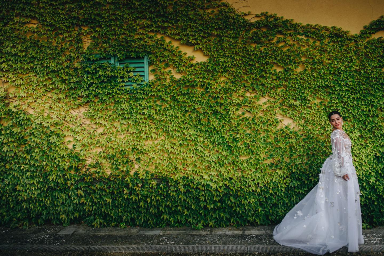 Wife :: Luxury wedding at Il Borro :: Luxury wedding photography - 29 :: Wife