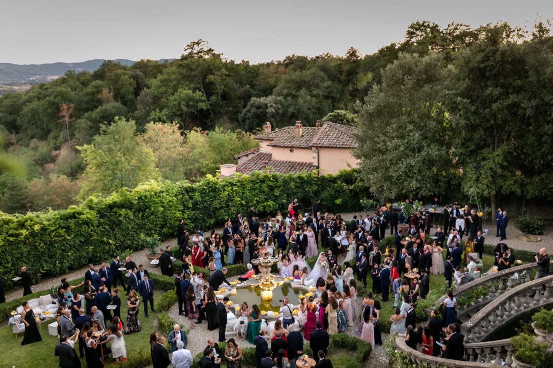 Court :: Luxury wedding at Il Borro :: Luxury wedding photography - 33 :: Court