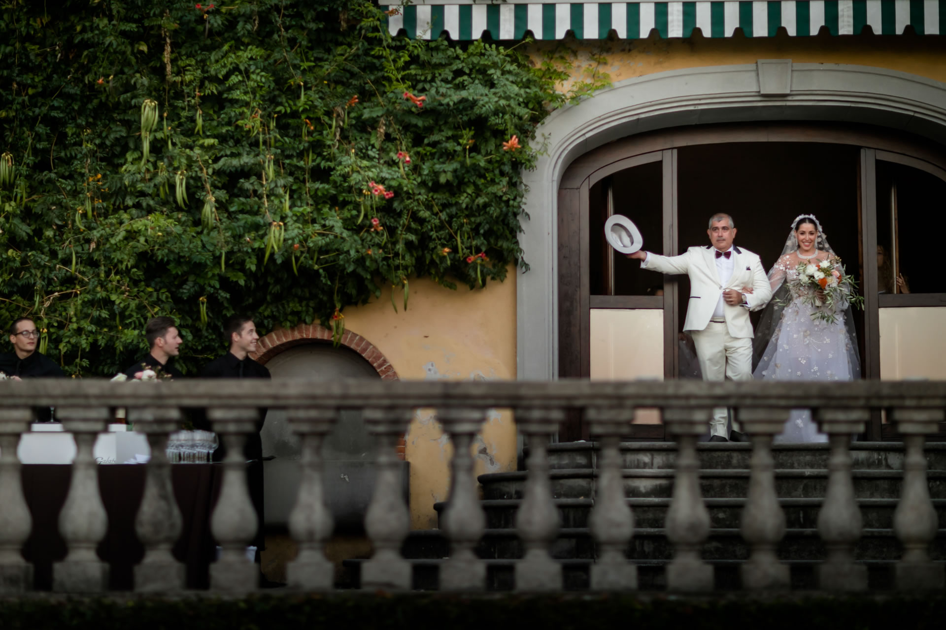 Greeting - 35 :: Luxury wedding at Il Borro :: Luxury wedding photography - 34 :: Greeting - 35