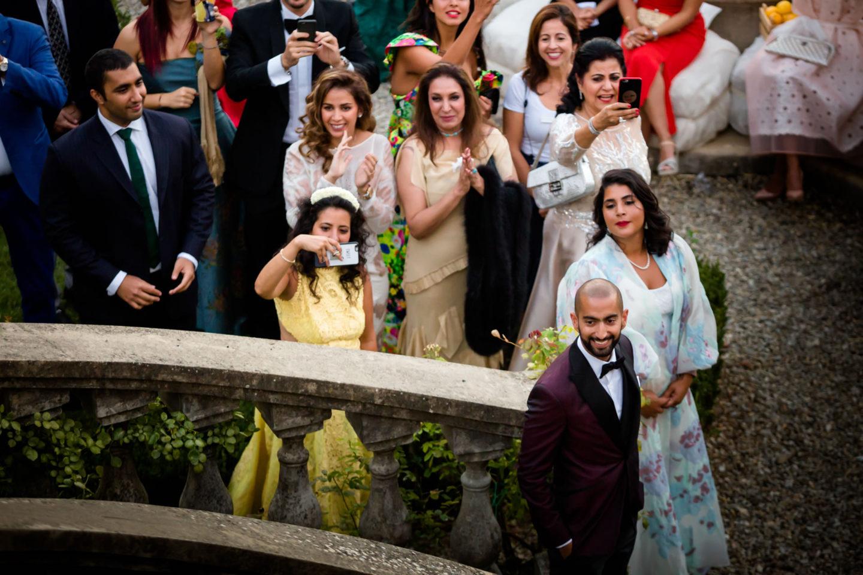 Waiting :: Luxury wedding at Il Borro :: Luxury wedding photography - 35 :: Waiting