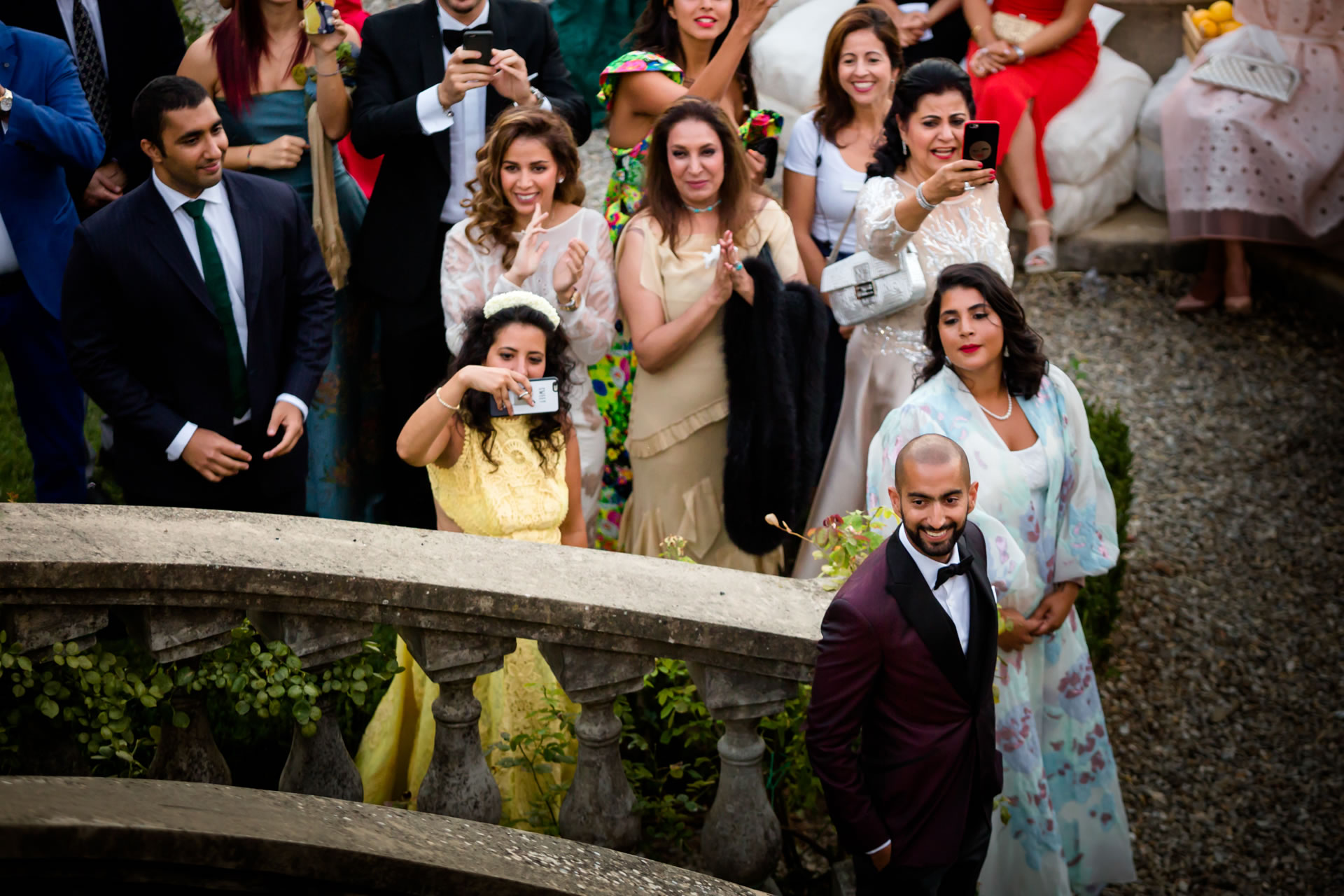 Waiting - 36 :: Luxury wedding at Il Borro :: Luxury wedding photography - 35 :: Waiting - 36