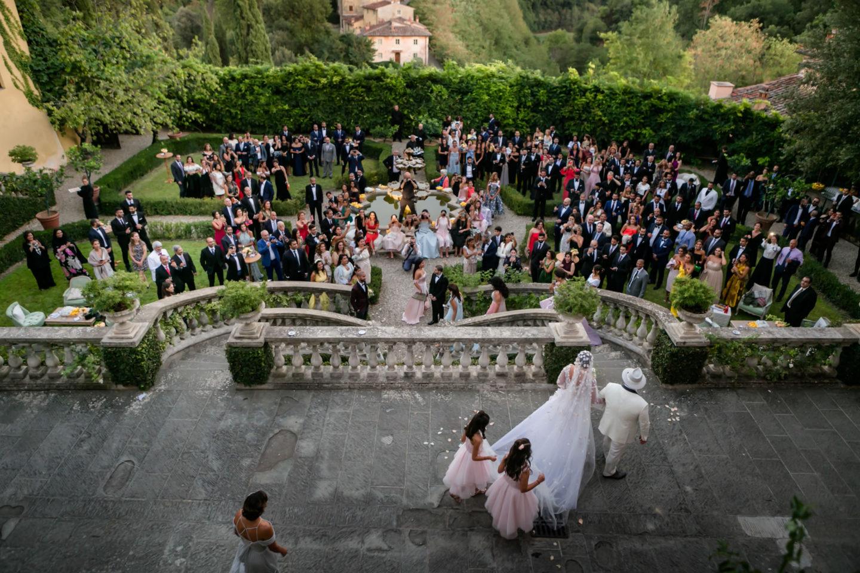 Entrance :: Luxury wedding at Il Borro :: Luxury wedding photography - 36 :: Entrance