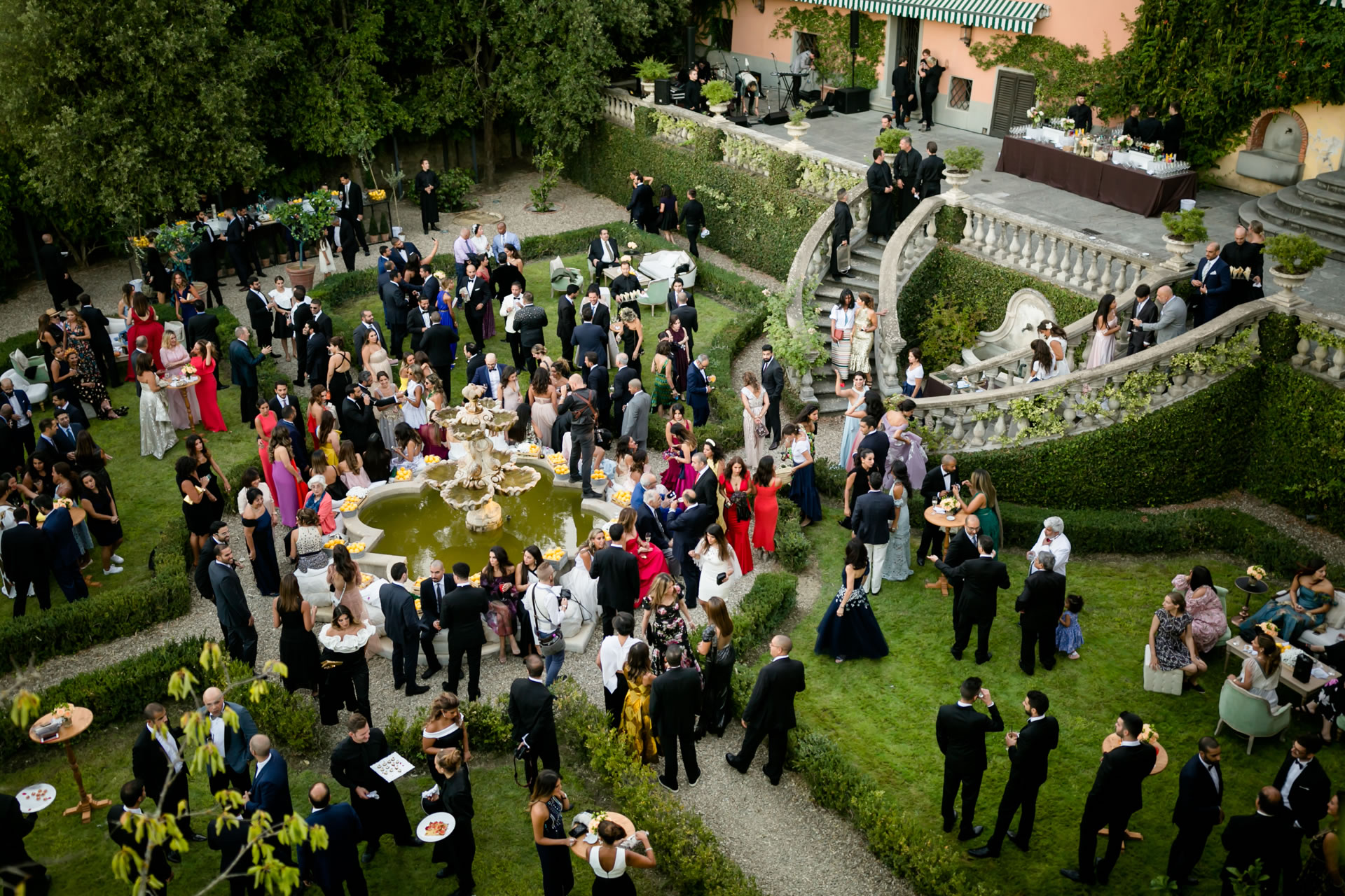 Invited - 39 :: Luxury wedding at Il Borro :: Luxury wedding photography - 38 :: Invited - 39