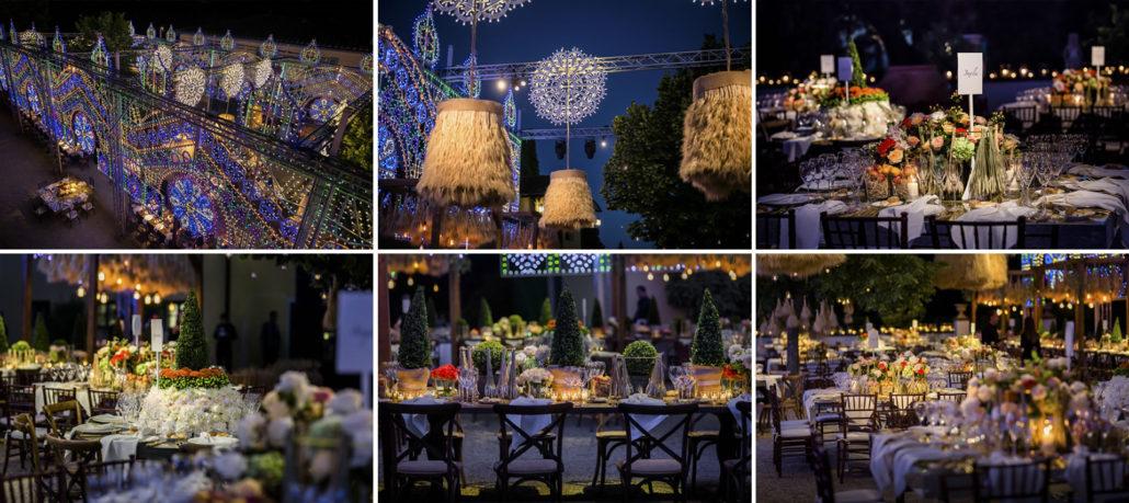 Decoration - 47 :: Luxury wedding at Il Borro :: Luxury wedding photography - 46 :: Decoration - 47