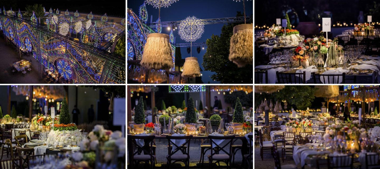 Decoration :: Luxury wedding at Il Borro :: Luxury wedding photography - 46 :: Decoration