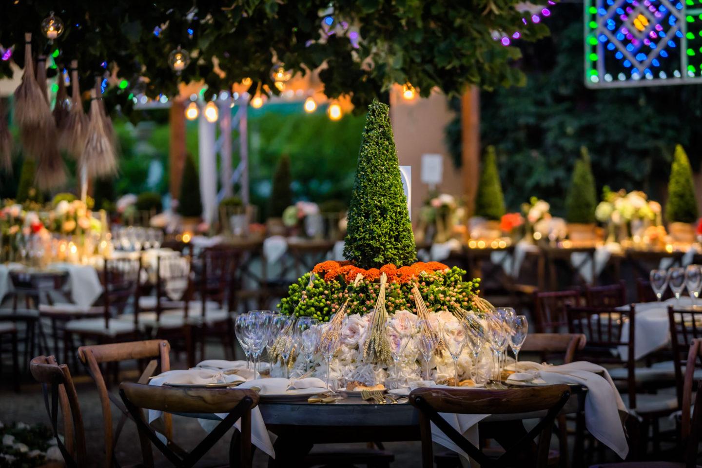 Trees :: Luxury wedding at Il Borro :: Luxury wedding photography - 56 :: Trees