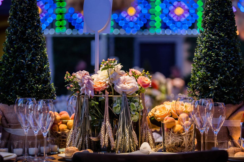 Roses :: Luxury wedding at Il Borro :: Luxury wedding photography - 58 :: Roses